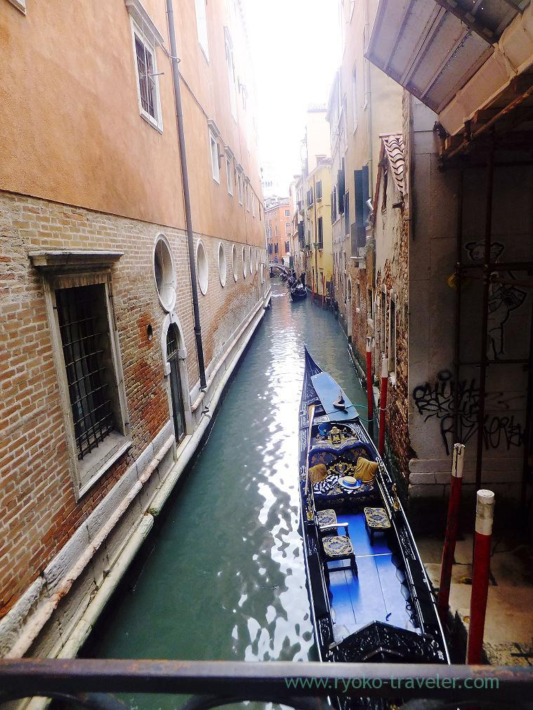Canal1, Venice (Trip to italy 2015)
