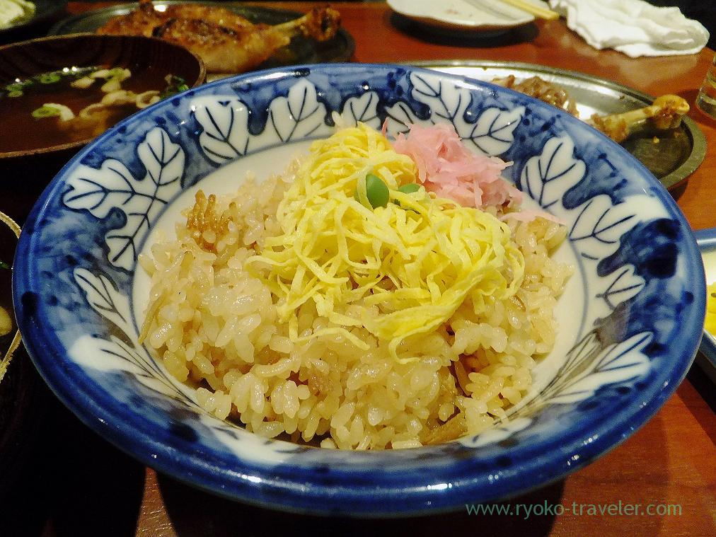 Chicken rice, Ikkaku (Yokohama)