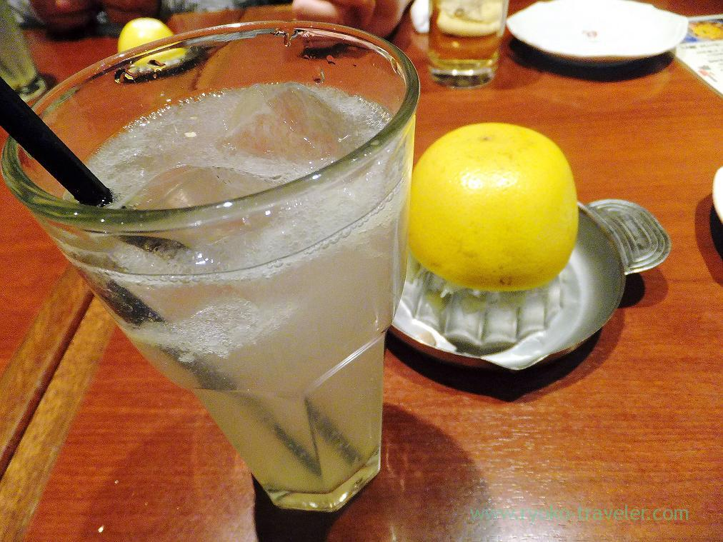 Grapefruits juice sour, Ikkaku (Yokohama)