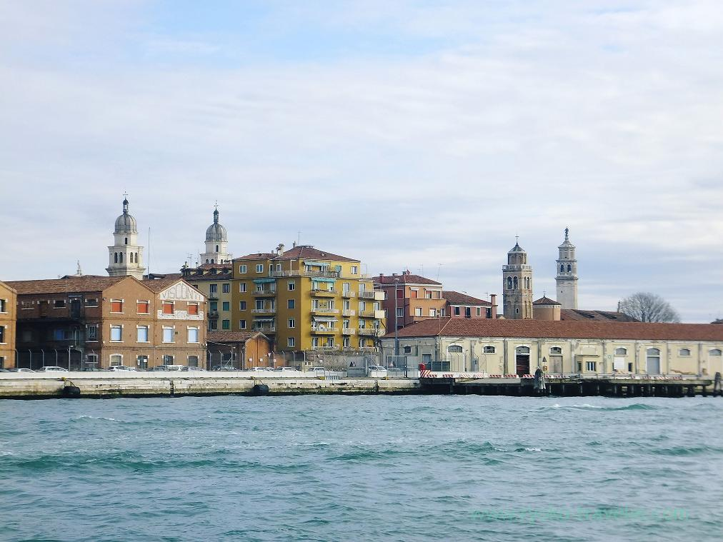 Move to main island 2, Venice (Trip to italy 2015)