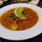 Takahata-fudo : Short trip for Indian dinner