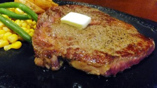 Tsudanuma : Inexpensive steak house
