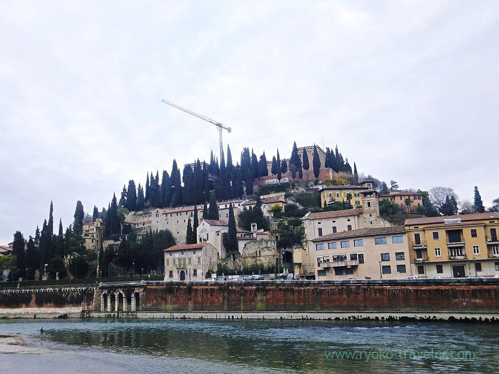 Town like monsan, Verona (Trip to italy 2015)