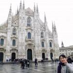 Italy 2015 (2/14) : Galleria Vittorio Emanuele 2 and Duomo, Milan