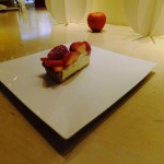 Funabashi : Amaou tart at Berry cafe