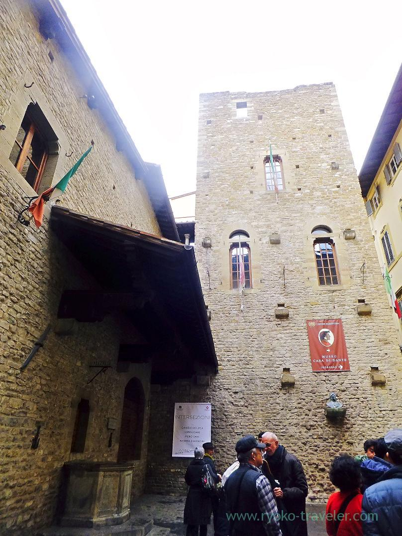 Appearance, Dante's home, Firenze (Trip to Italy 2015)