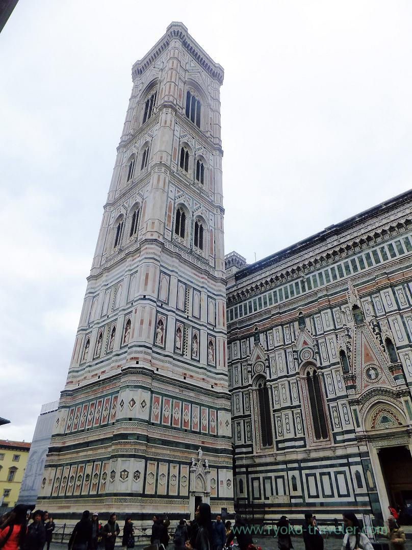 Appearance, Giotto's Campanile, Firenze (Trip to Italy 2015)