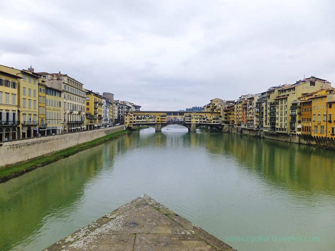 Appearance, Ponte Vecchio, Firenze (Trip to Italy 2015)