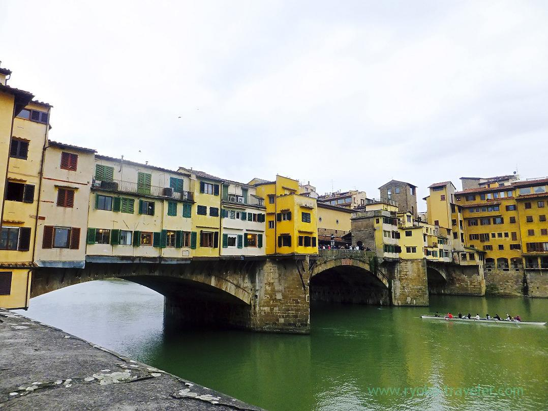 Appearance, Ponte Vecchio closer, Firenze (Trip to Italy 2015)