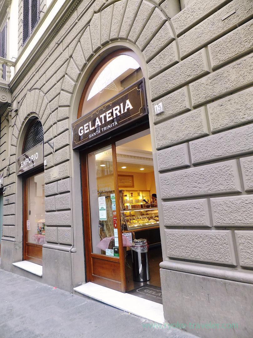 Appearance, Saint Trinita, Firenze (Trip to Italy 2015)