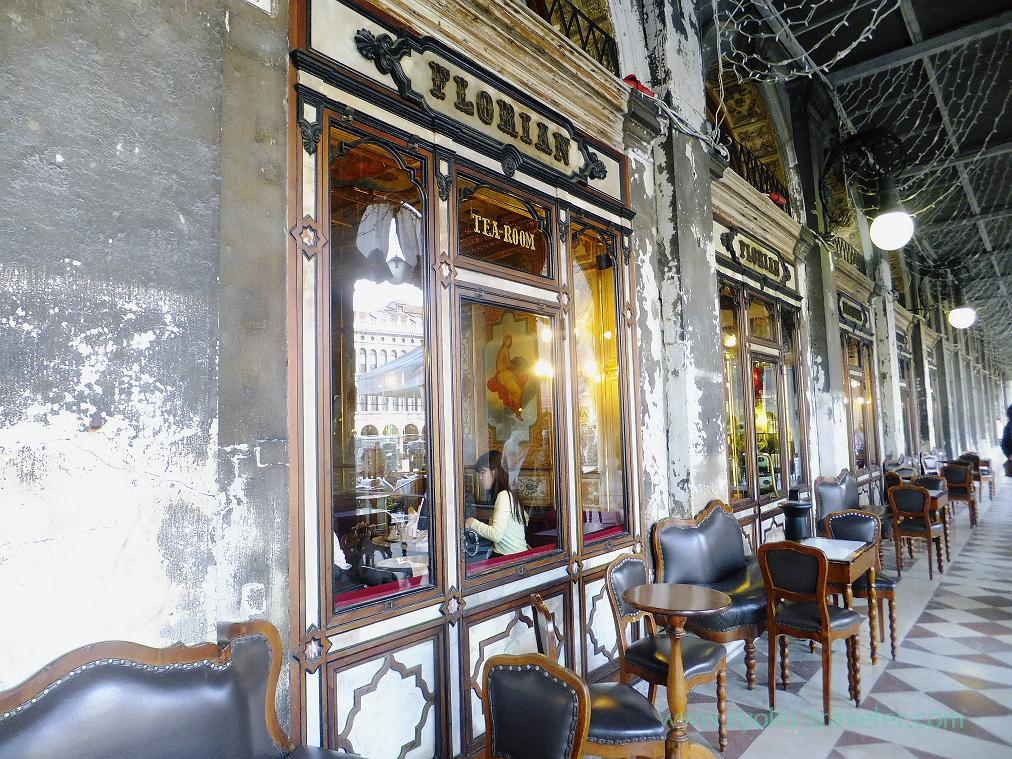 Appearance,Cafe florian Venice (Trip to italy 2015)