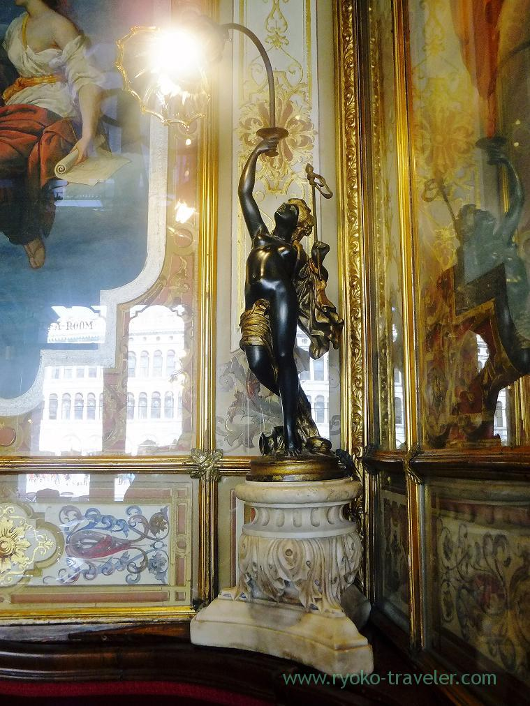Art,Cafe florian Venice (Trip to italy 2015)
