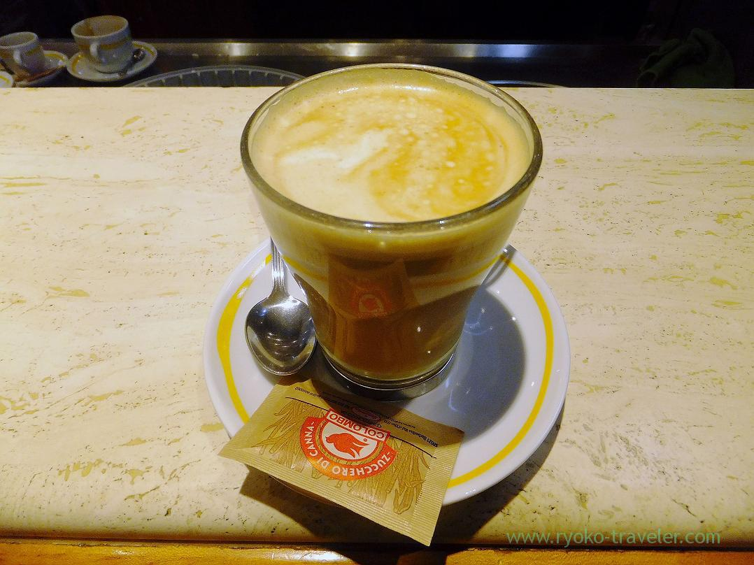 Cafe latte,Primi Piatti, Firenze (Trip to italy 2015)