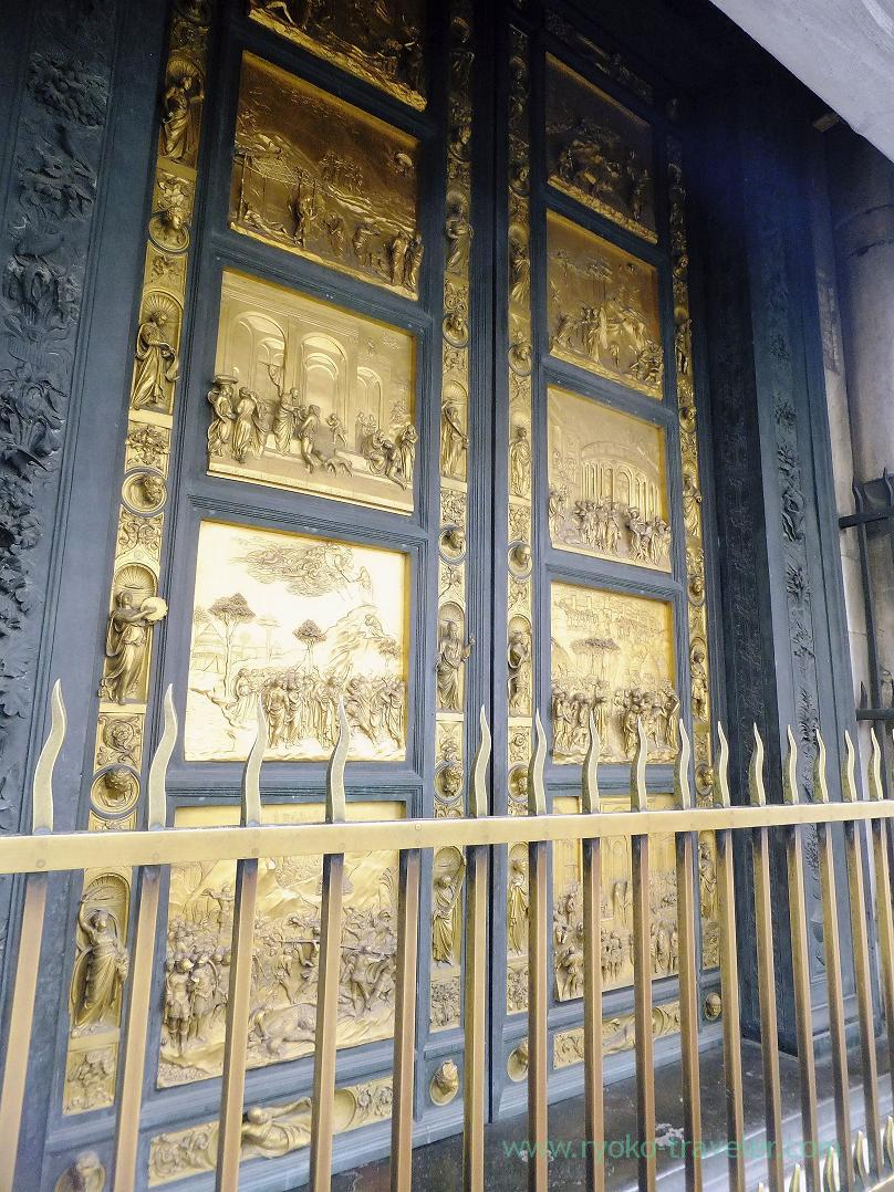 Doors to heaven, Giotto's Campanile, Firenze (Trip to Italy 2015)