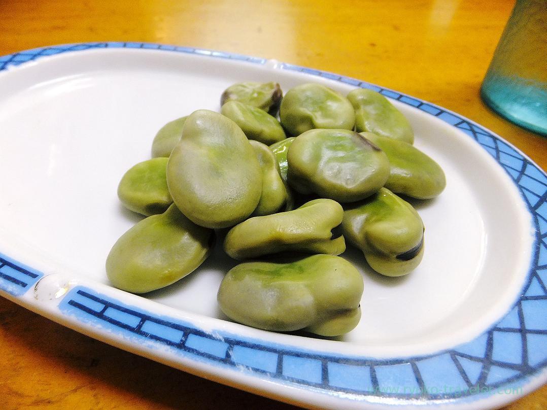 Fava bean, Takeno (Tsukiji)