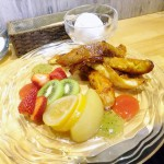 Ginza : Kakigori, French toast and pancake at Tomato building (雪ノ下銀座)