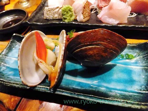 Shell, Kashigashira (Tsukiji)