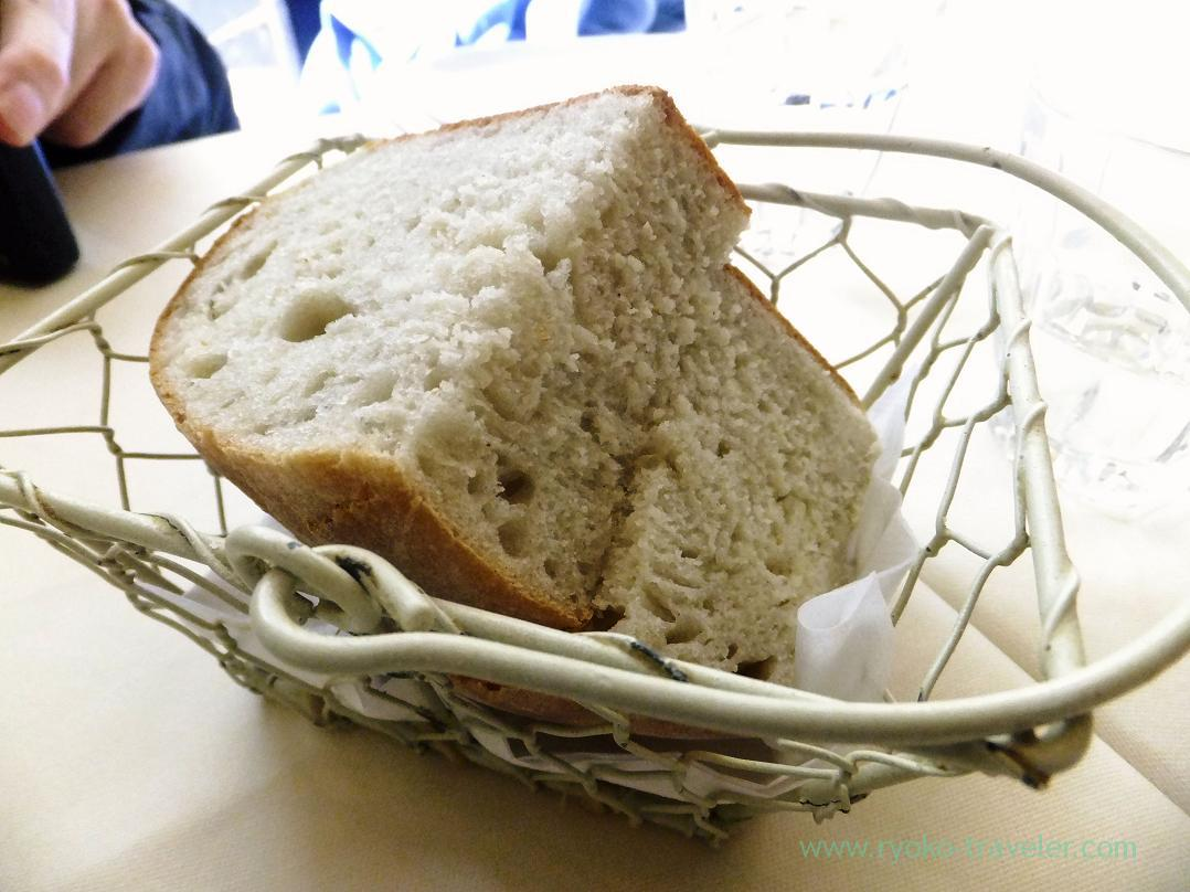 Breads, Abats (Hongo Sanchome)