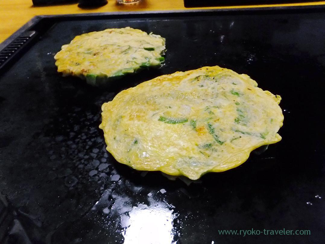 Grilling, Matsunami (Ningyocho)