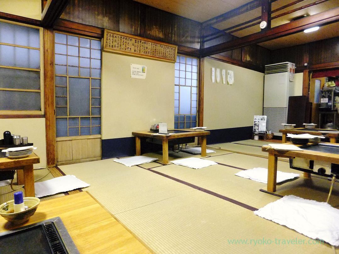 Interior, Matsunami (Ningyocho)