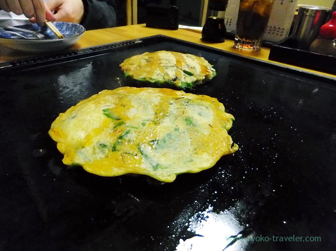 Matsunami-style using soy sauce, Matsunami (Ningyocho)