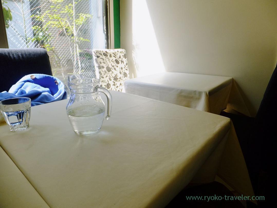 Table, Abats (Hongo Sanchome)