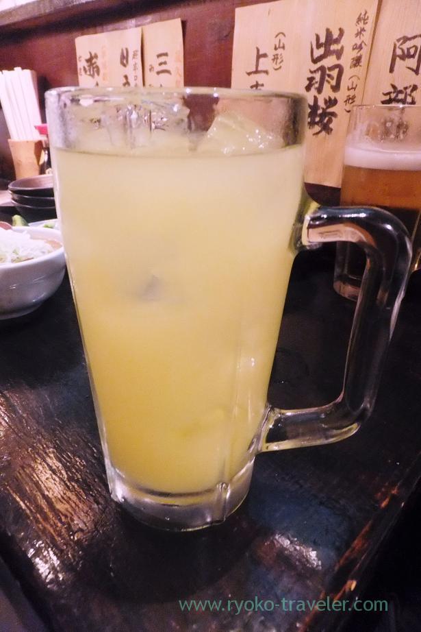 Citrus depressa, Hyottoko (Ningyocho)