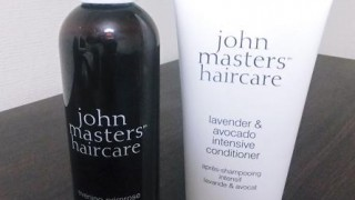 Haircare : John Masters Organic and pig's hair brush