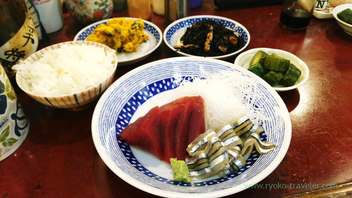 Chef's choice of July 13, Yonehana (Tsukiji Market)
