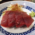 Tsukiji Market : Tuna sashimi week at Yonehana