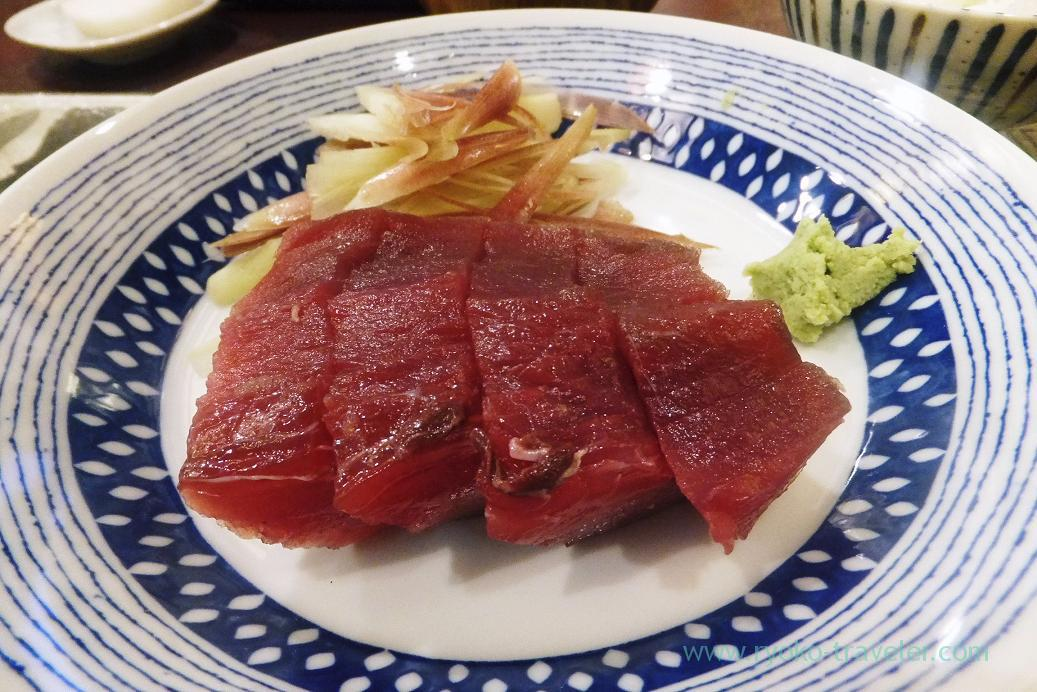 Chef's choice of July 21, Yonehana (Tsukiji Market)