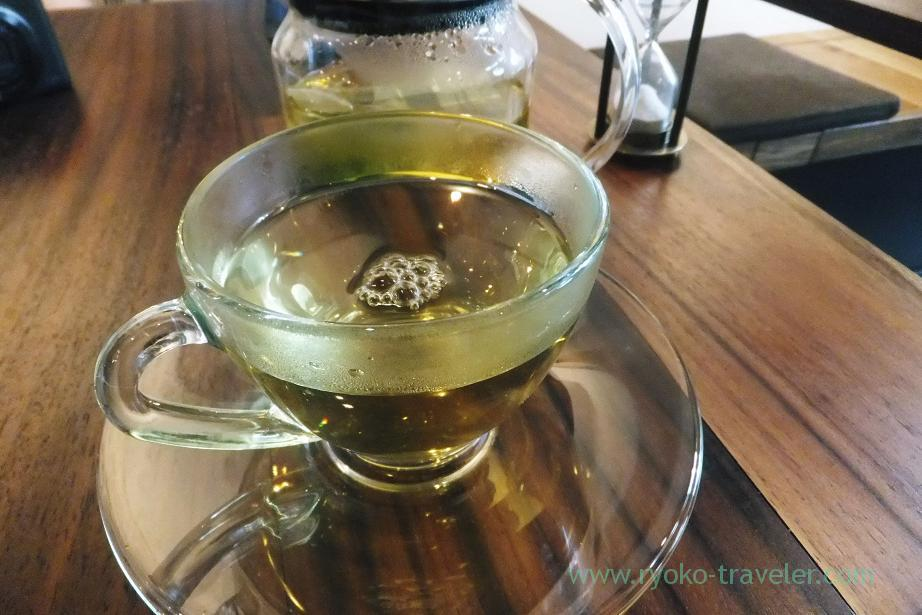 Herbal tea, Byakudan (Shintomicho)