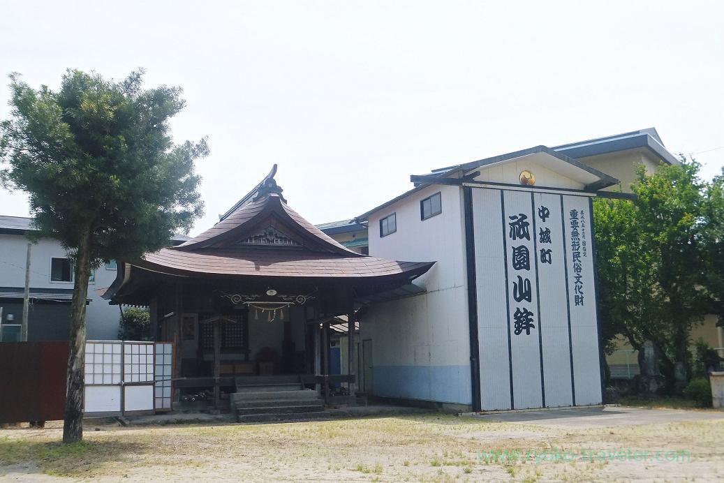 Hita Gion Yamaboko, Mamedamachi, Hita (Oita 2015 Spring)