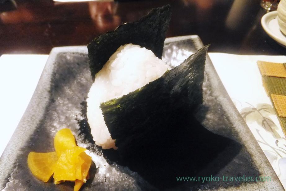 Omusubi, Fujimura (Tsukiji)