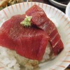 (Moved) Tsukiji Market : Tuna sashimi at Yonehana
