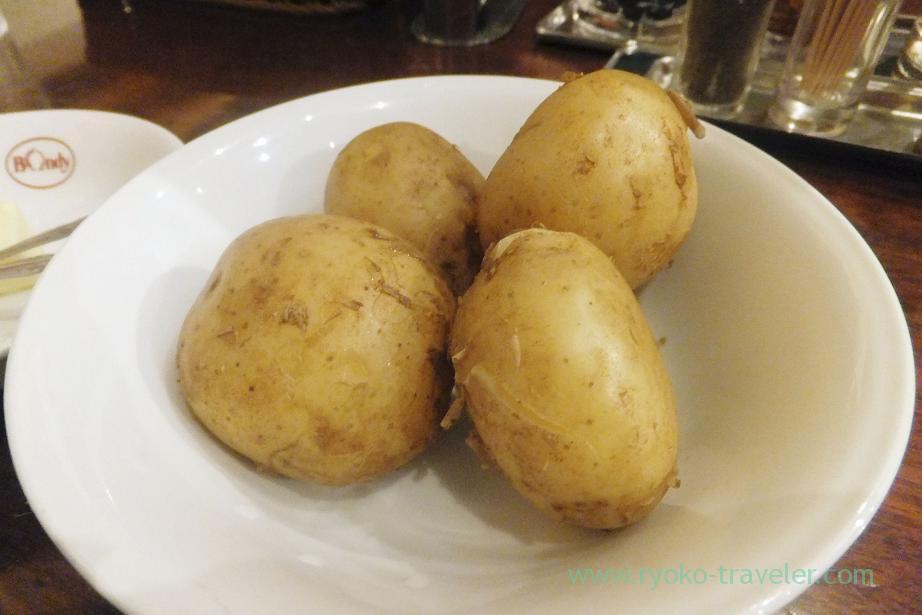 Potatoes, Bondy Jinbocho honten (Jinbocho)