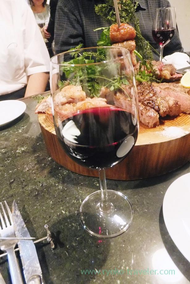 Red wine, Shungourmand (Hacchobori)
