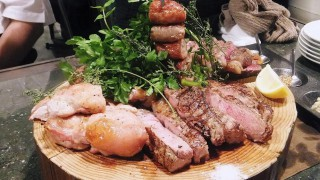 Hatchobori : Meat party at Shungourmand