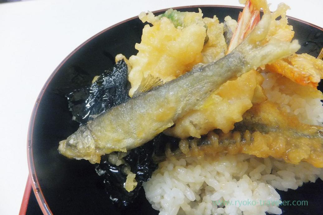 Young sweetfish, Tenfusa (Tsukiji Market)