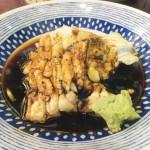 Tsukiji Market : Conger eel at Yonehana
