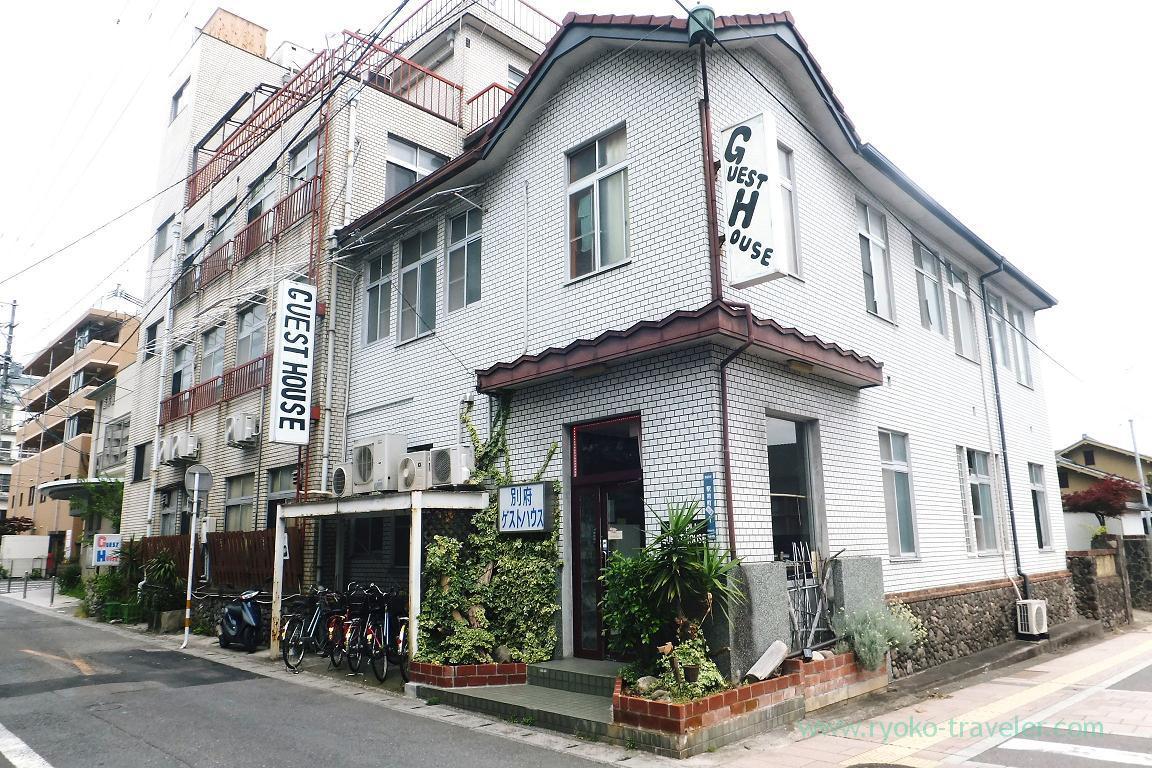 Appearance, Beppu guest house, Beppu (Oita 2015 Spring)