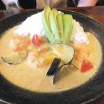 Funabashi : Avocado lunch at TODDYS (トディーズ)
