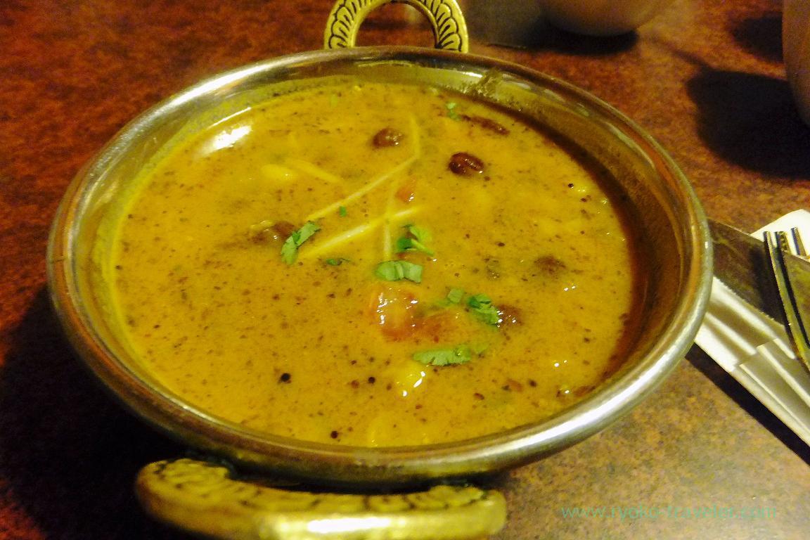 Beans curry, Aarti (Akihabara)