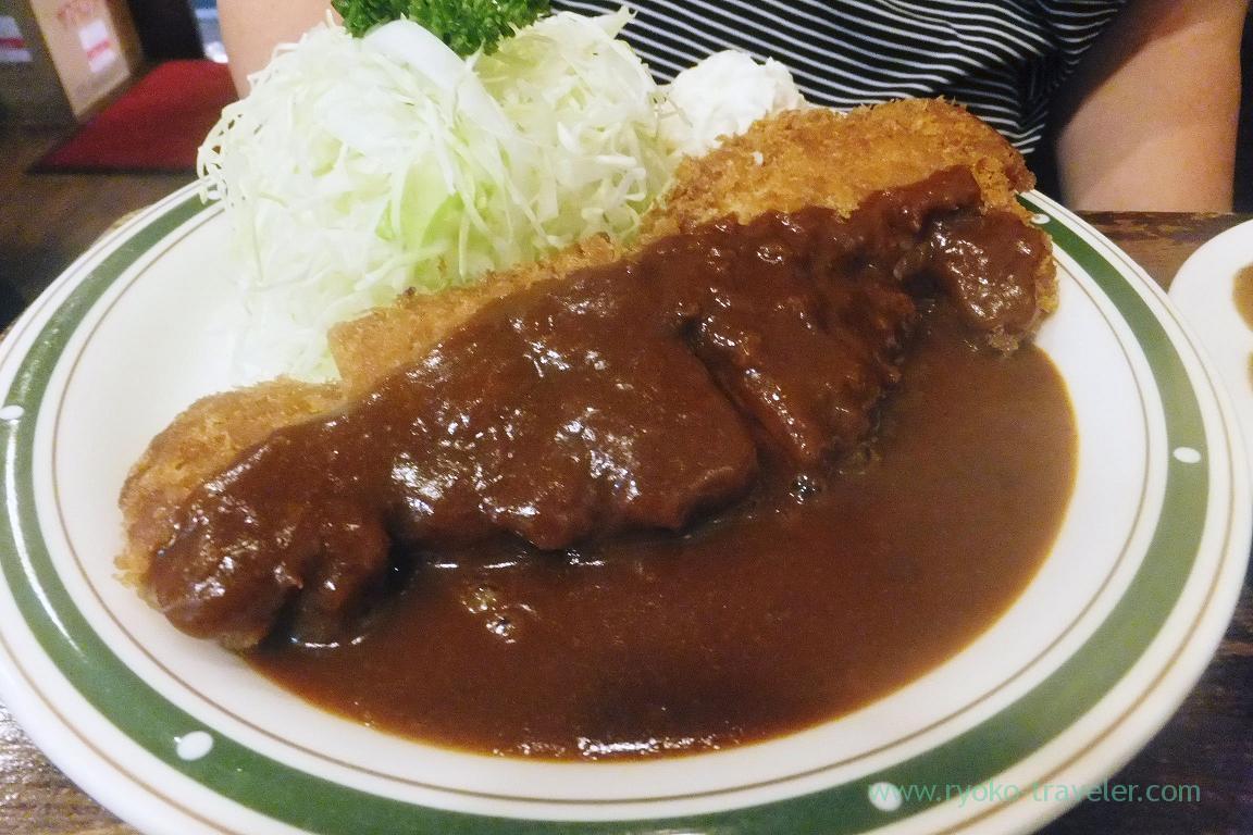 Beef cutlet, Cutlet Yotsuya Takeda (Yotsuya)
