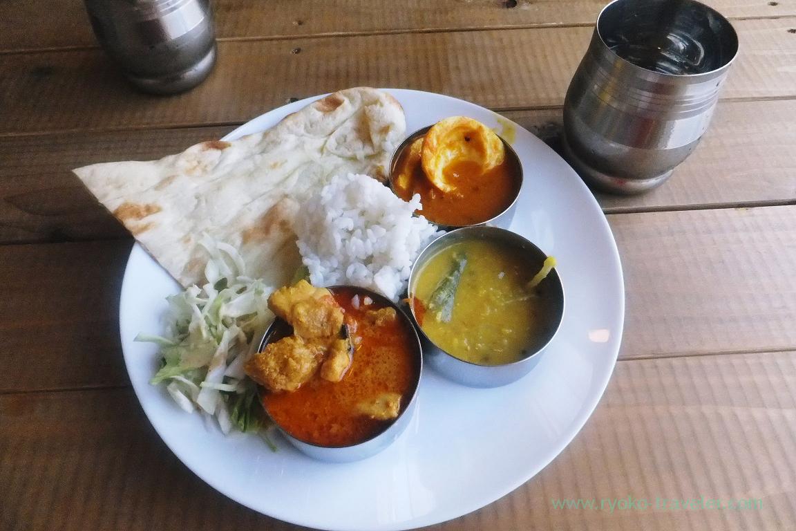 Buffet1, South Indian Dining Venus (Kinshicho)
