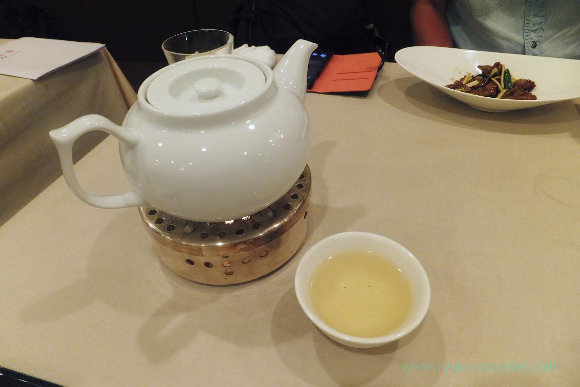 Chinese tea, Ryuen (Asakusa)