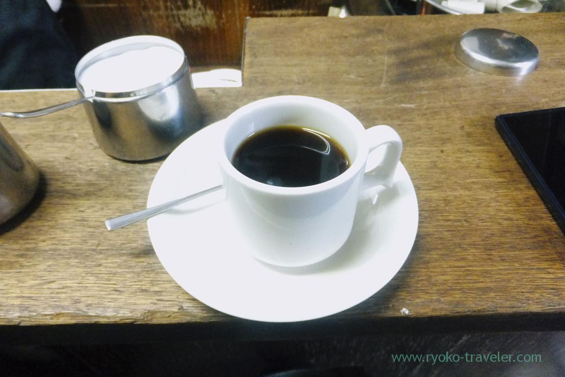 Coffee, Coffee Amikane (Tsukiji)