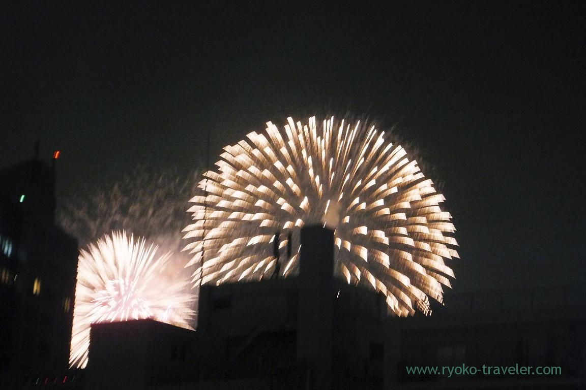 Fireworks 2 (Tokyo bay great fire works 2015)