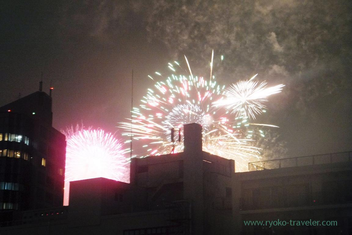 Fireworks 3 (Tokyo bay great fire works 2015)