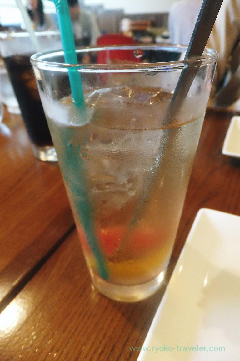 Ginger drink, TODDY'S (Funabashi)